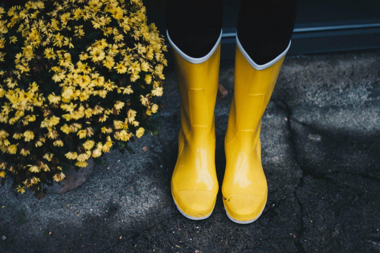 Regenlaarzen geschikt voor iedereen!